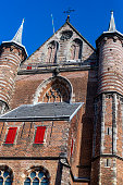 istock The Pieterskerk is a late-Gothic church in Leiden dedicated to Saint Peter. 1275833677
