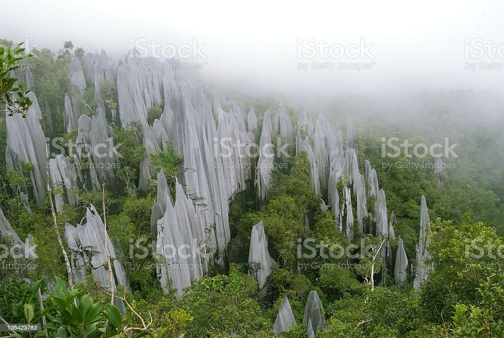 The Pinnacles – Foto