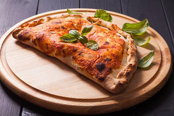 Die Pizza calzone – Foto