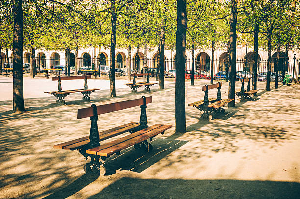 La Place des Vosges à Paris - Photo
