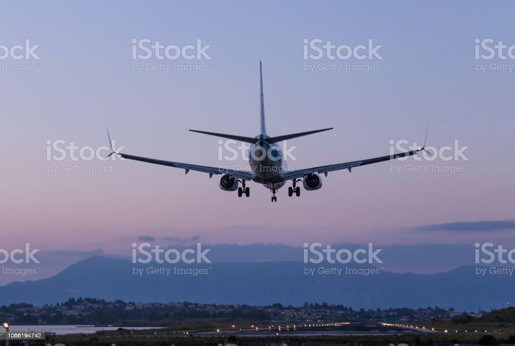flughafen korfu ankunft