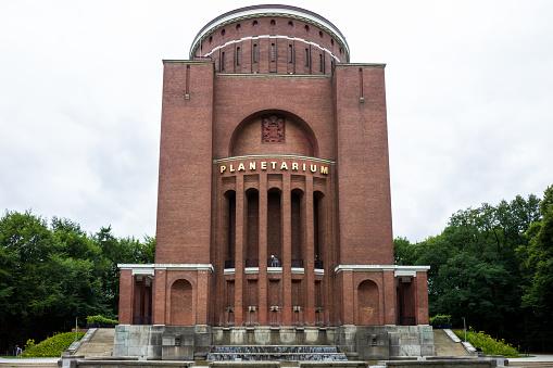 The Planetarium in Hamburg