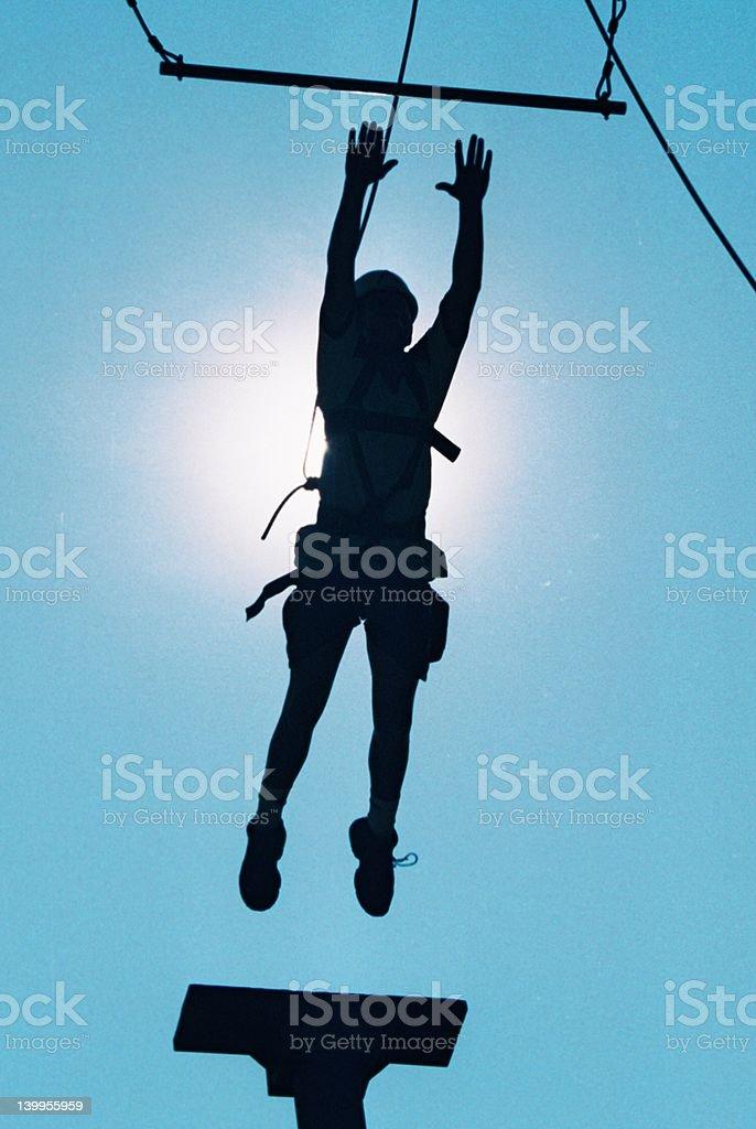 The Pole royalty-free stock photo