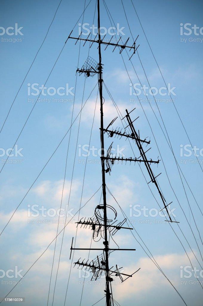 The pole... royalty-free stock photo