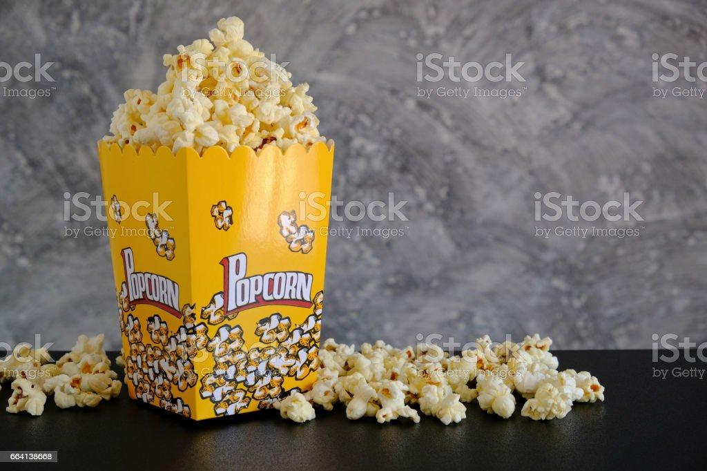 The popcorn foto stock royalty-free