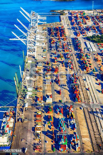 istock The Port of Houston 1083757644
