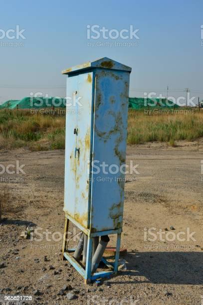 The Power Distribution Box - Fotografias de stock e mais imagens de Arame