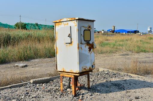 De Distributie Elektrobox Stockfoto en meer beelden van Apparatuur