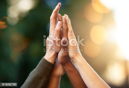 istock The power of solidarity 619262792