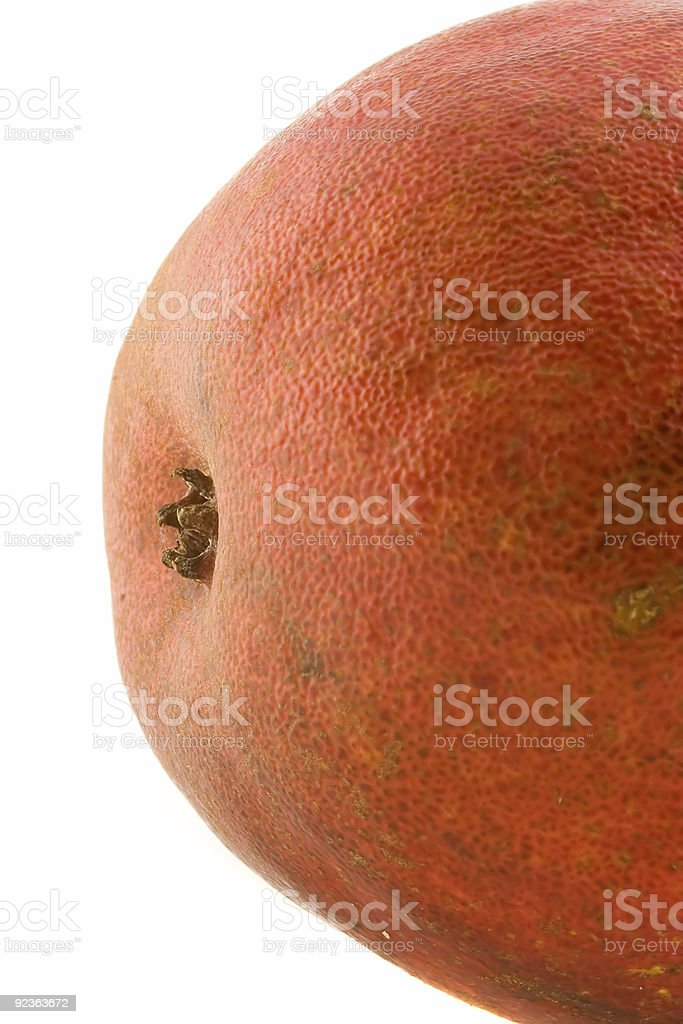 The Problem with Pears 10 royalty-free stock photo