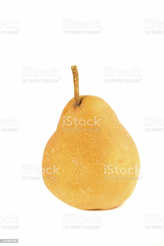 The Problem with Pears 20 royalty-free stock photo