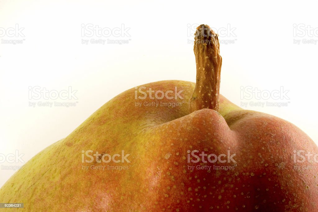 The Problem with Pears 6 royalty-free stock photo