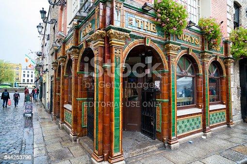istock The Quays Bar at Temple Bar in Dublin, Ireland 844253796
