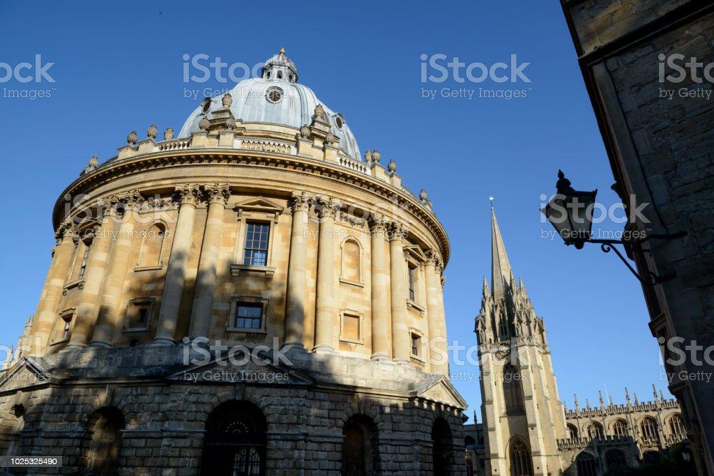 Die Radcliffe Camera, Oxford – Foto