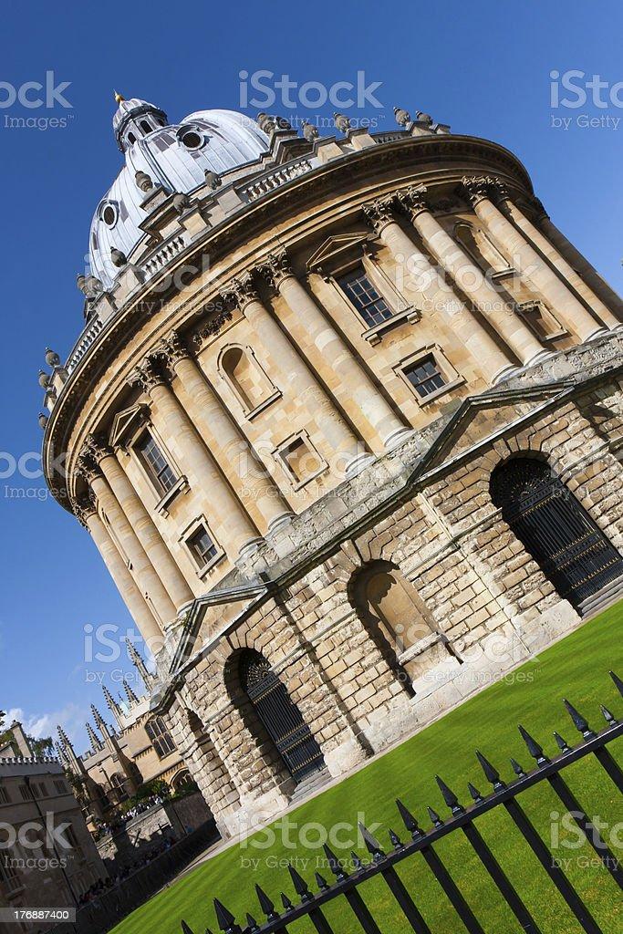 The Radcliffe Camera, Oxford University stock photo