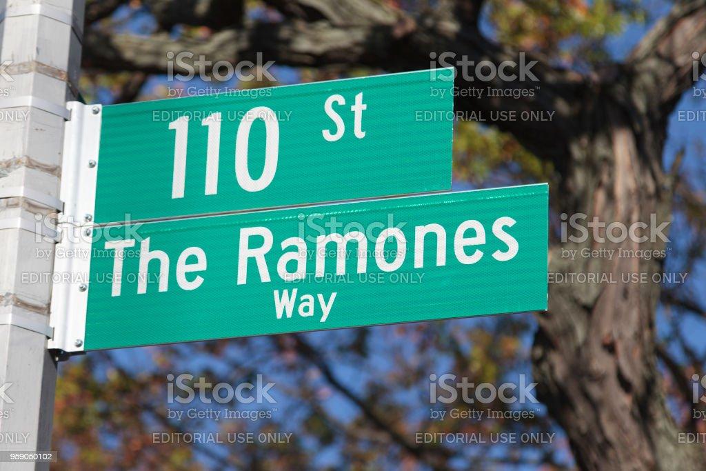 Die Ramones-Weg – Foto