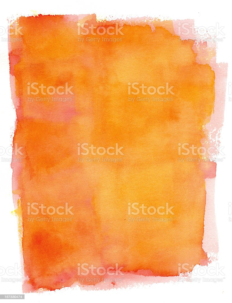 The Real Peachy Frame Vol II stock photo