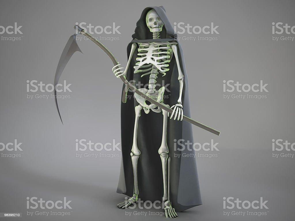 Il reaper foto stock royalty-free