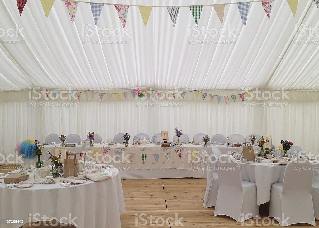 The Reception Awaits royalty-free stock photo