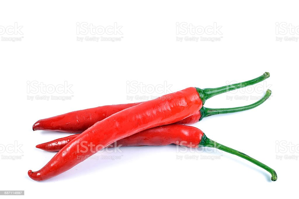 The Red Hot Chili Peppers stock photo