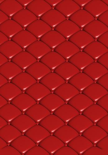 Texture Pelle Divano.La Pelle Rossa Texture Della Pelle Trapuntata Con Divano Fotografie Stock E Altre Immagini Di 2015