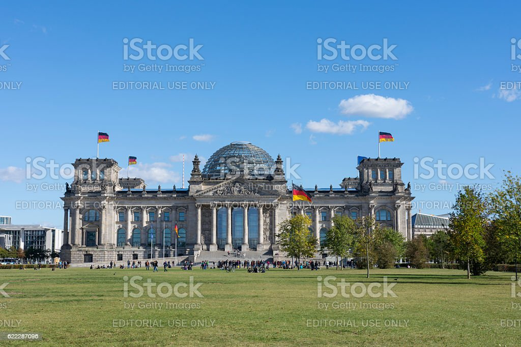 The Reichstag – Foto