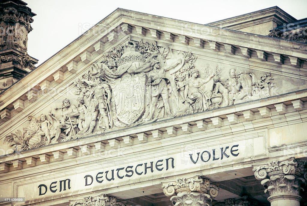 Reichstag in Berlin – Foto