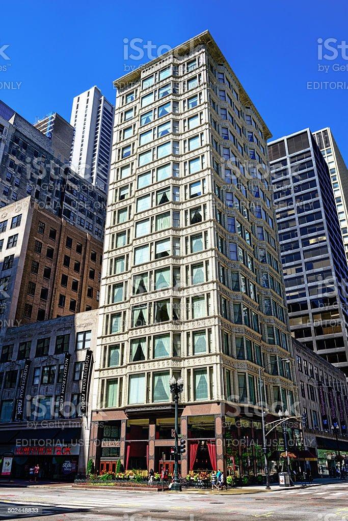 Le Reliance Building, Chicago - Photo