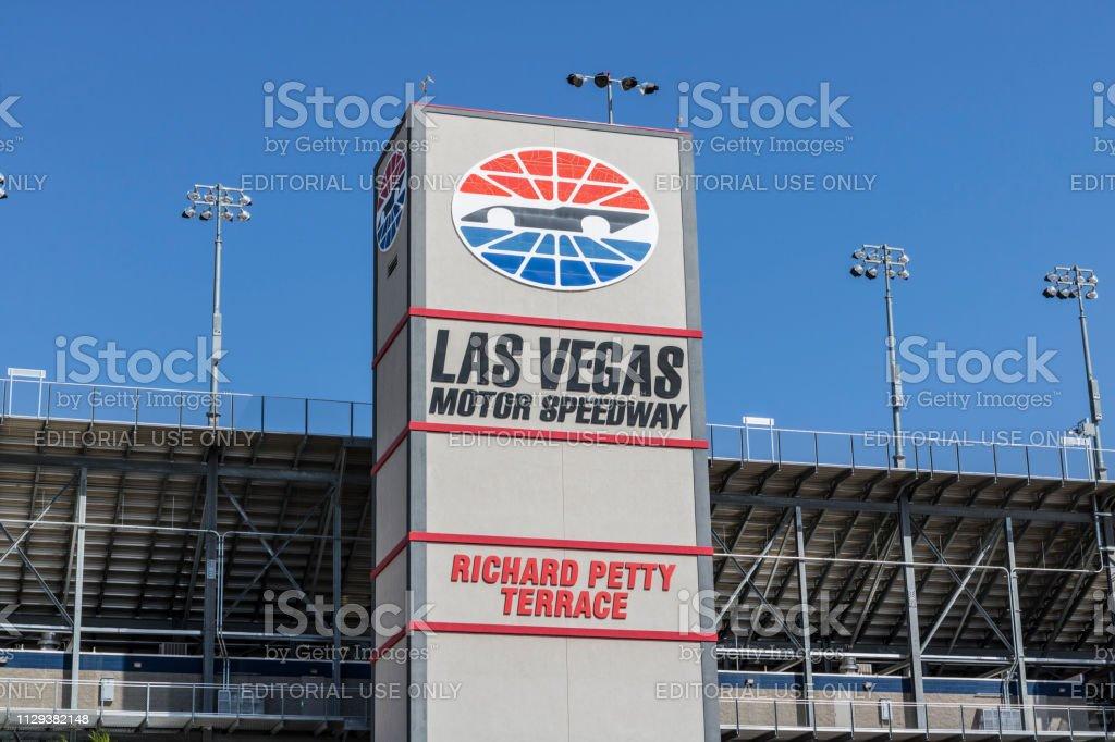 La Terraza De Richard Petty En Las Vegas Motor Speedway Lvms