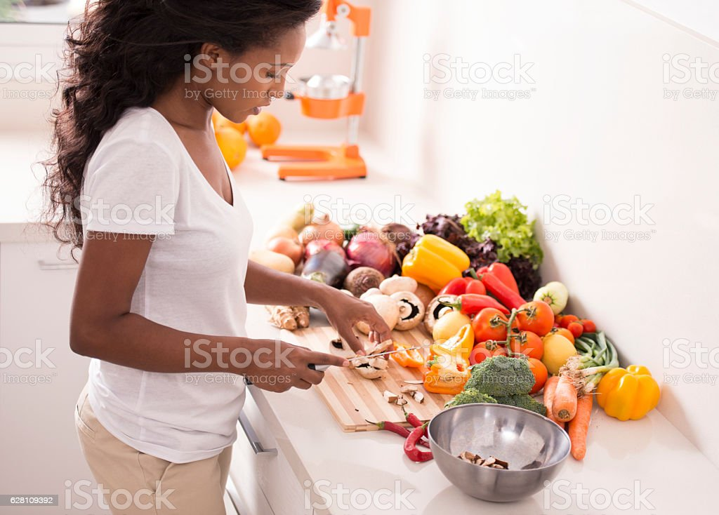 The right way to a healthy lifestyle. stock photo