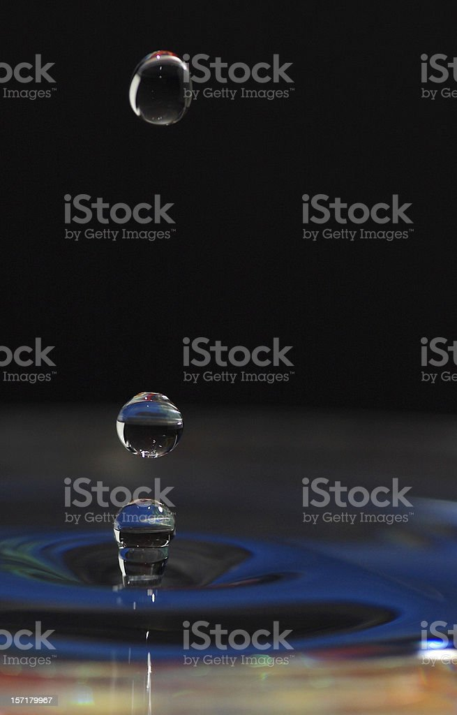 The Ripple Effect royalty-free stock photo