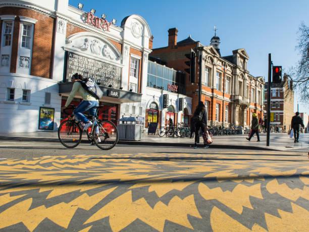 El cine RITZY, Brixton - foto de stock