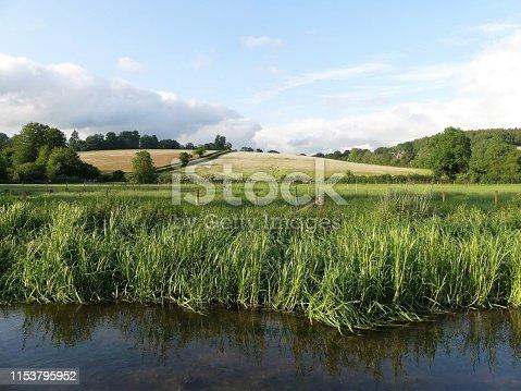 This photo was taken in Chorleywood, Hertfordshire, England, UK