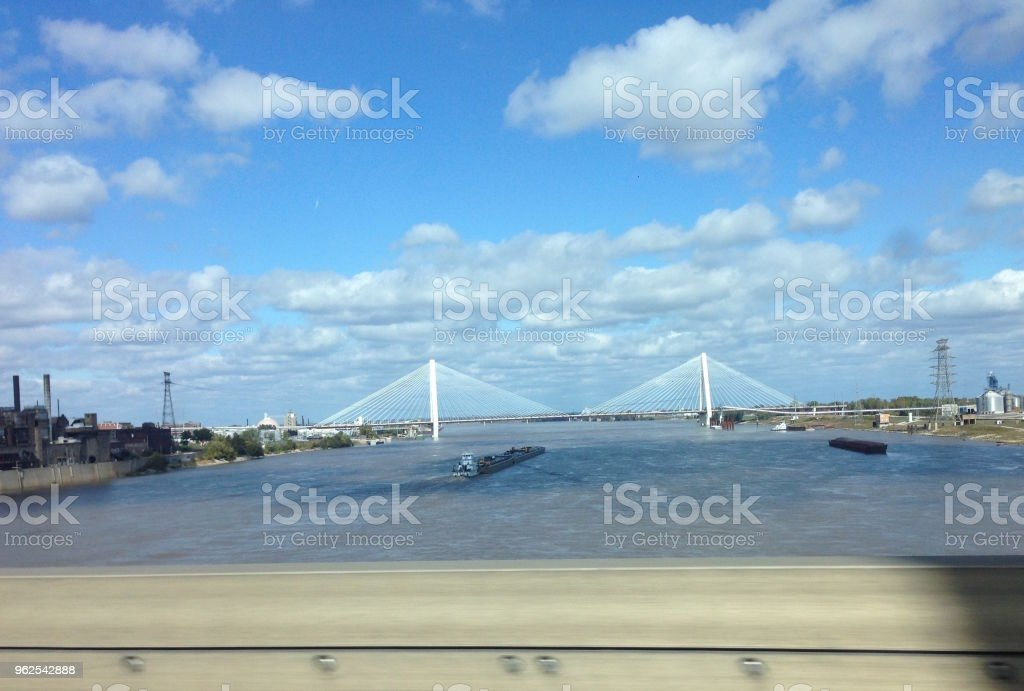 The River - Royalty-free Architecture Stock Photo