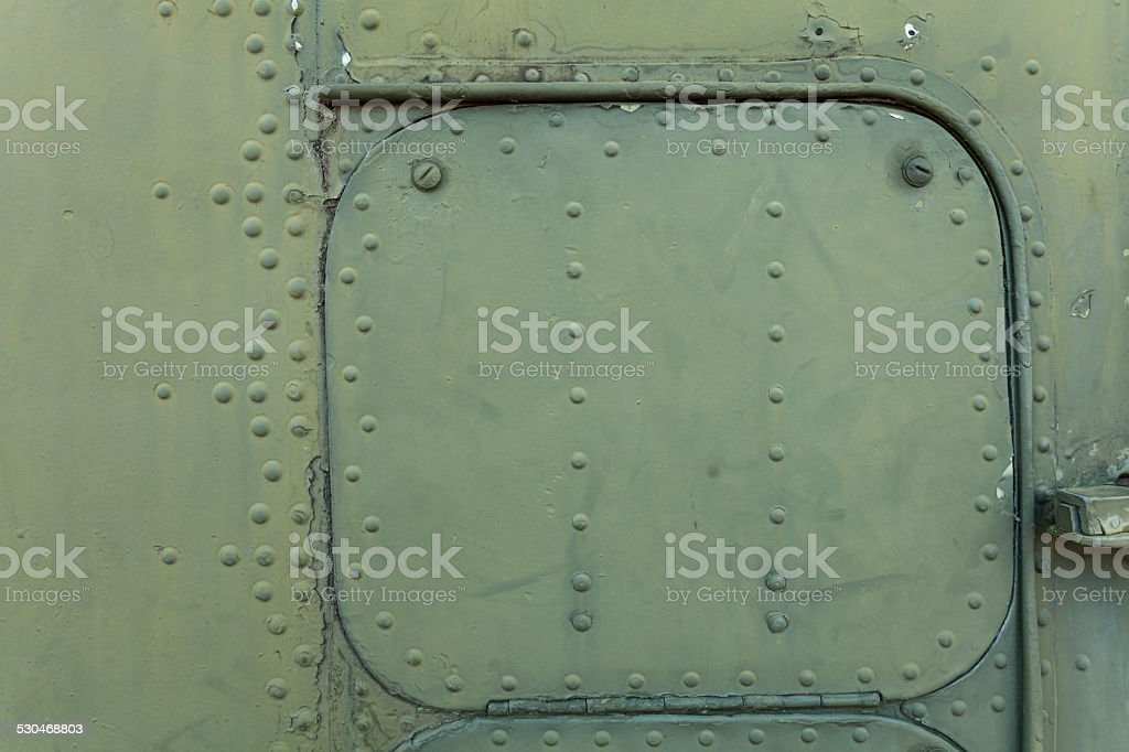 The rivets stock photo