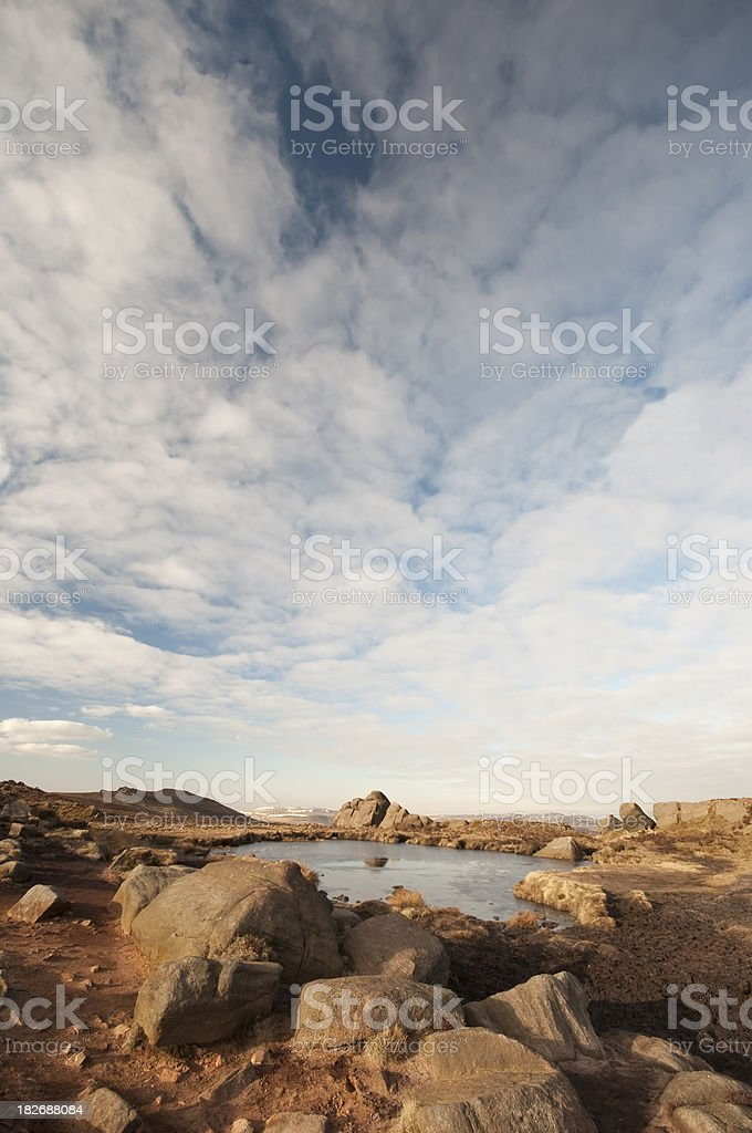 The Roaches royalty-free stock photo