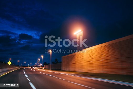 The road less travelled at night