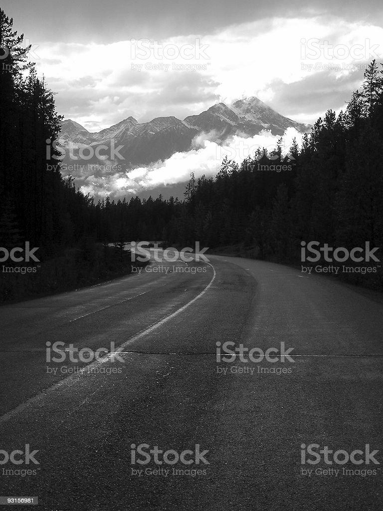 Der Straße. – Foto