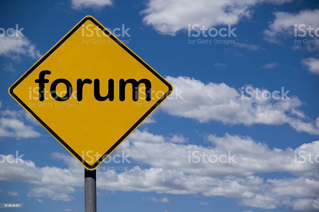 The Roadsign Series royalty-free stock photo