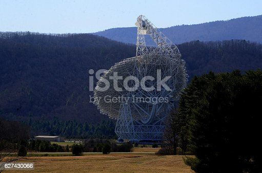 The Robert C. Byrd Green Bank Telescope (GBT) is the world's largest fully steerable radio telescope. The Green Bank site was part of the National Radio Astronomy Observatory (NRAO) until September 30, 2016. Since October 1, 2016, the telescope has been operated by the newly-created Green Bank Observatory. The telescope honors the name of the late Senator Robert C. Byrd who represented West Virginia and who pushed the funding of the telescope through Congress.