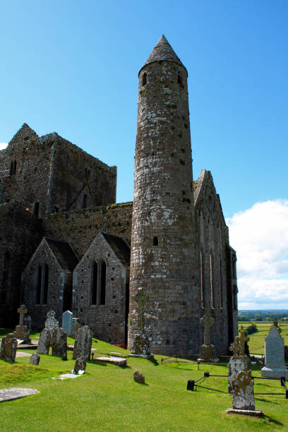 Der Rock of Cashel im County Tipperary in Irland – Foto