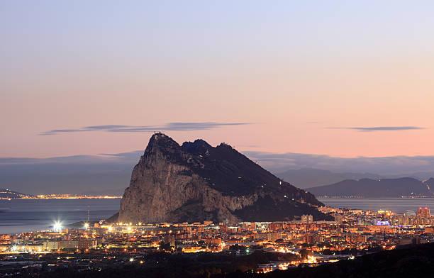 Der Fels von Gibraltar – Foto