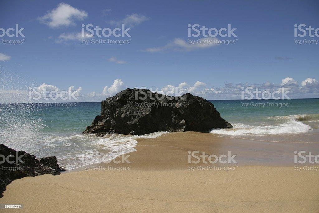 The rock foto de stock libre de derechos