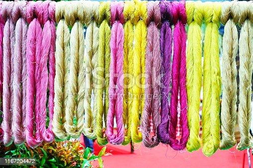 Thailand, line, Cotton, Material, Plant, Silk