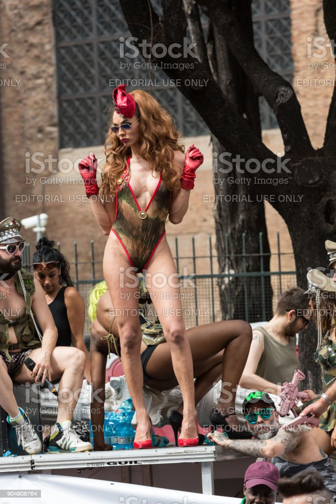 from Misael gay pride rome