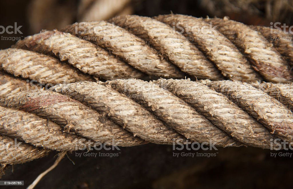 the rope background stock photo