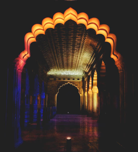 the royal corridor - sala balowa zdjęcia i obrazy z banku zdjęć