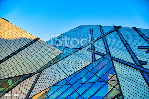 istock The Royal Ontario Museum is a museum of art, world culture and natural history in Toronto, Ontario, Canada 1138641001