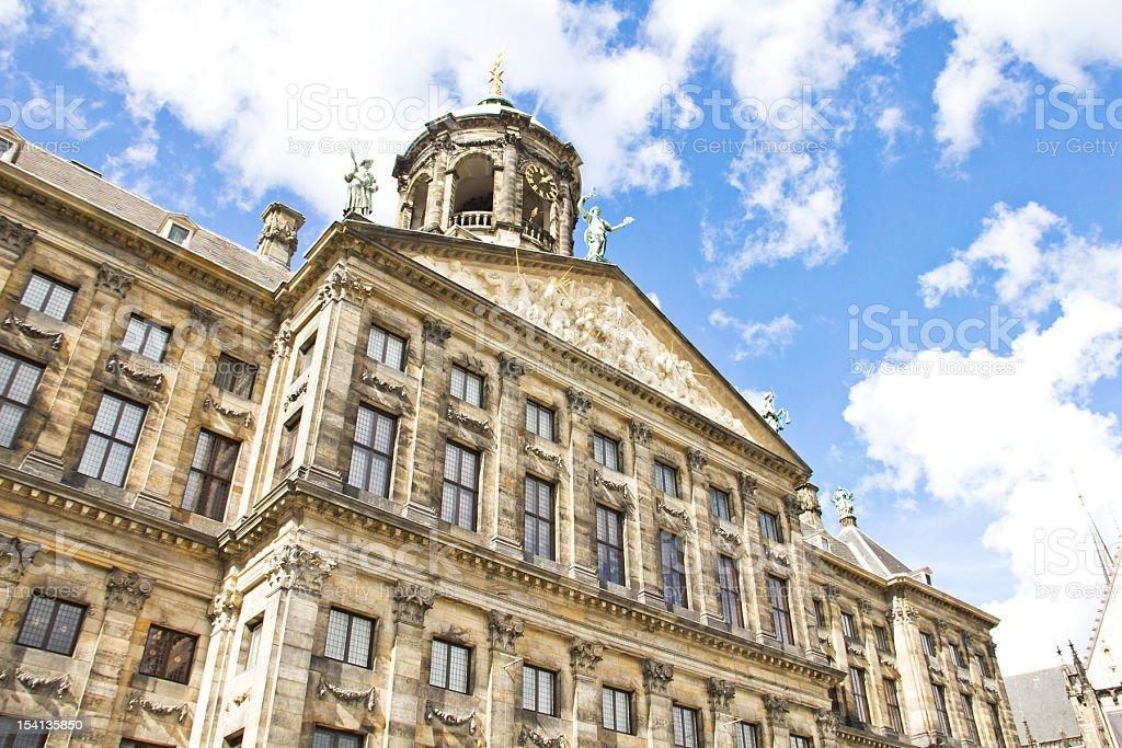 Der königliche Palast, Dam -, Amsterdam – Foto