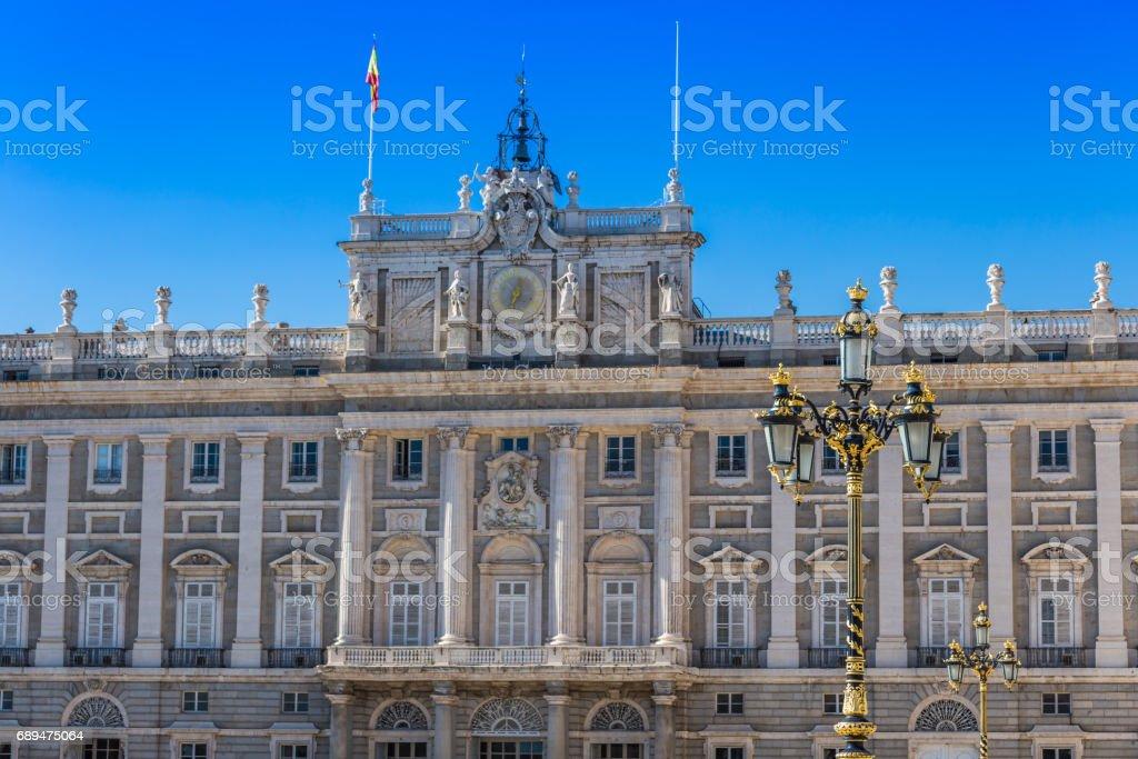 El Palacio Real De Madrid Residencia Oficial De La Familia